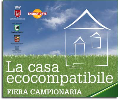 La casa ecocompatibile - Fiera Campionaria