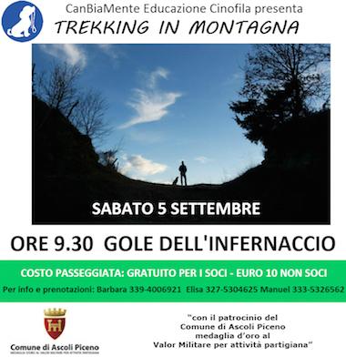 Trekking in Montagna - Gole dell'Infernaccio