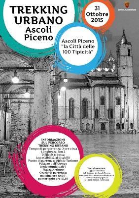 Trekking Urbano - Sabato 31 ottobre 2015 - Comune di Ascoli Piceno 23484f6693b