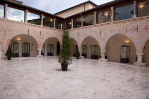 portico museo dell'arte della ceramica