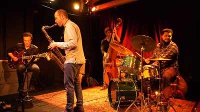 Il quartetto di Jerome Sabbagh