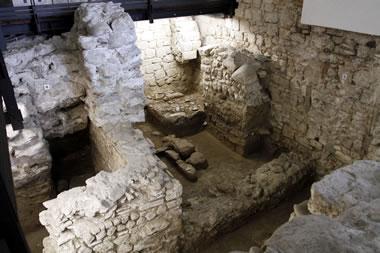 Area Archeologica del Palazzo dei Capitani