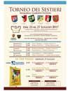 Torneo Dei Sestieri 2017 - Memorial Umberto Fattori