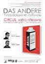 28° incontro Das Andere - Circus: satira riflessiva