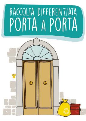 Raccolta differenziata Porta a porta