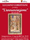 """Luciano Cordivani presenta """"L'annunciazione"""" del Crivelli"""