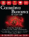 Concerto - Carmina Burana di Carl Orff