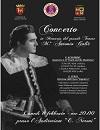 Locandina Concerto in memoria di M.� Antonio Gali�