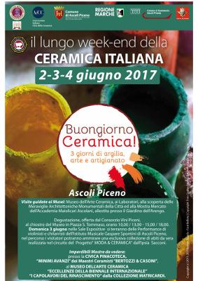 Locandina Buongiorno Ceramica!