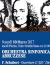 Ciclo sinfonico - Orchestra Sinfonica Abruzzese