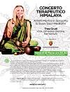 Locandina Concerto Terapeutico Himalaya