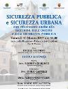 Sicurezza Pubblica e Sicurezza Urbana