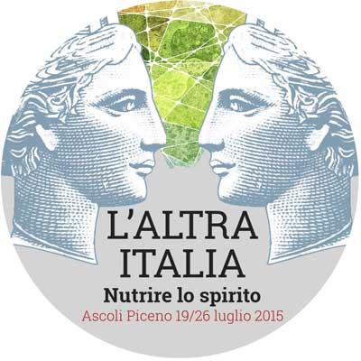L'ALTRA ITALIA - dal 19 al 26 luglio 2015