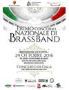 Primo concorso nazionale di Brass Band