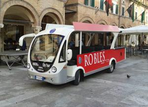 Trenino Robles