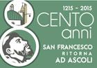 Logo 800 anni San Francesco