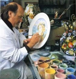 Ceramista Paolo Lazzarotti