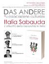 32° Incontro Das Andere - Italia Sabauda - L'attualità della Monarchia in Italia