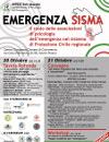 Emergenza sisma