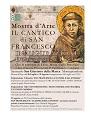 """Mostra """"Il Cantico di San Francesco"""""""