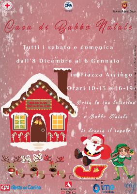 Casa Di Babbo Natale.Casa Di Babbo Natale Comune Di Ascoli Piceno