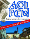 Mercatino Antiquario terza domenica del mese e sabato precedente