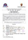 Locandina XIII Giornata nazionale della Sicurezza nelle Scuole PER - IN - CON - TRA - SCUOLA