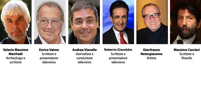 """PROTAGONISTI """"L'ALTRA ITALIA"""""""