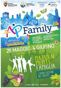 La settimana della famiglia di Ascoli Piceno 2017 2 giugno