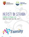 La settimana della Famiglia - Artisti di strada