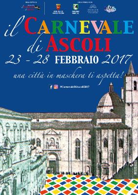 Il Carnevale di Ascoli 2017