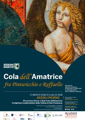 Cola dell'Amatrice da Pinturicchio a Raffaello