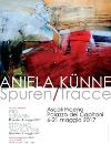 Mostra Aniela Künne - Spuren/Tracce