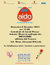 Messa solenne in suffragio dei donatori AIDO