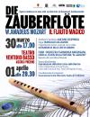 """Opera lirica """"Il Flauto Magico"""" di W. A.Mozart - anteprima giovani"""