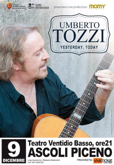 Concerto di Umberto Tozzi