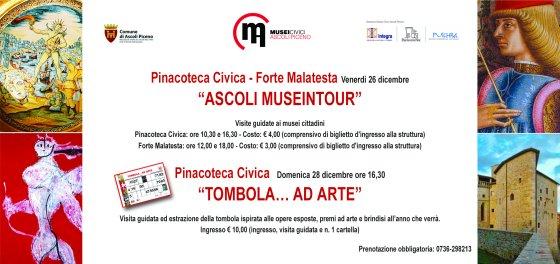 Natale con i Musei Civici