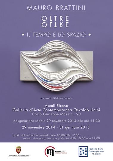 Ascoli Piceno Galleria Du0027Arte Contemporanea Osvaldo Licini Corso Giuseppe  Mazzini, 90 Inaugurazione Sabato 29 Novembre 2014 Alle Ore 11,30